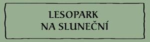 Lesopark na sluneční