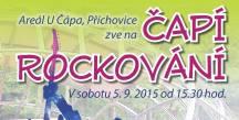 Čapí Rockování 2015
